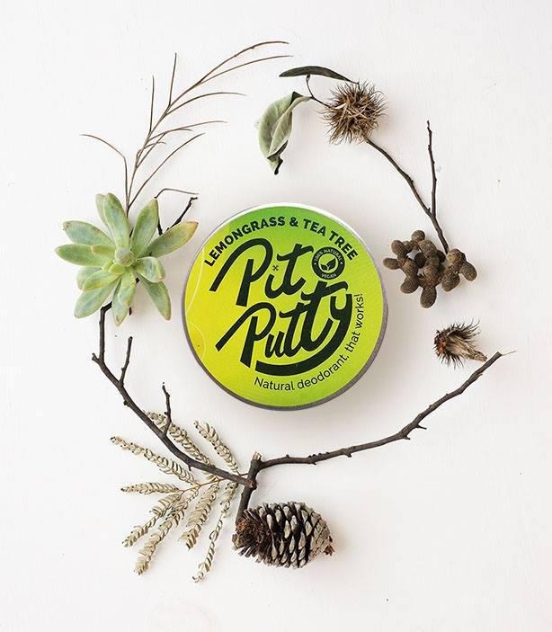 Pit Putty Natural Deodorant - Vegan